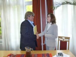 Fodor Ágnes és Dörner György