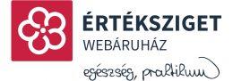 Az értéksziget webáruház logója