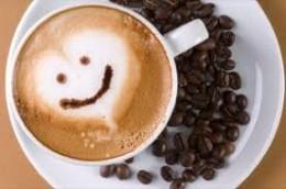 Mosolygós kávé