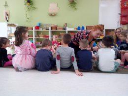 A gyerekek illatokat azonosítanak szaglással