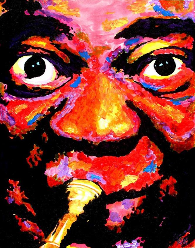 Louis Armstrong Kép forrása: John Bramblitt