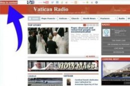 Fotó Vatikáni rádió