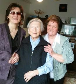 Margit néni, Fodor Ágnes és Vassné Terike