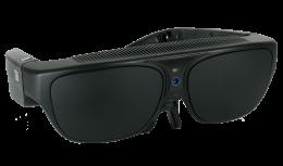 A képen a nueyes fejlesztette szemüveg látható