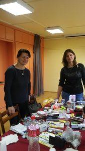 Az óbudai klubnapon az ügyfélszolgálat és a Láthatár bolt munkatársai tartanak bemutatót és előadást