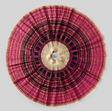 A képen a Hmong női szoknya található