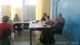 A zuglói klubnapon mutatkozott be az új munkatársunk, aki Zuglóban is segíteni fog