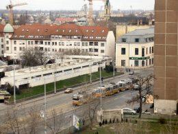 Az Ady Endre Művelődési ház létképe, az eddigi újpesti napok színhelye