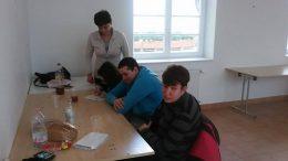 A hetedik kerületi klub résztvevői láthatóak a képen