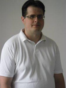 Keller Ádám látható a képen