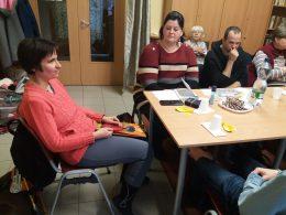A kispesti klubnapon beszél Réka a VGYKE új szülősegítő programjáról