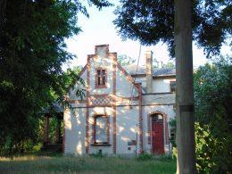 A képen a Herrich-Kiss villa látható.