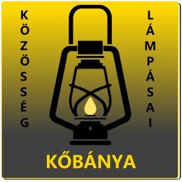 A kőbányai Lámpás Klub logója