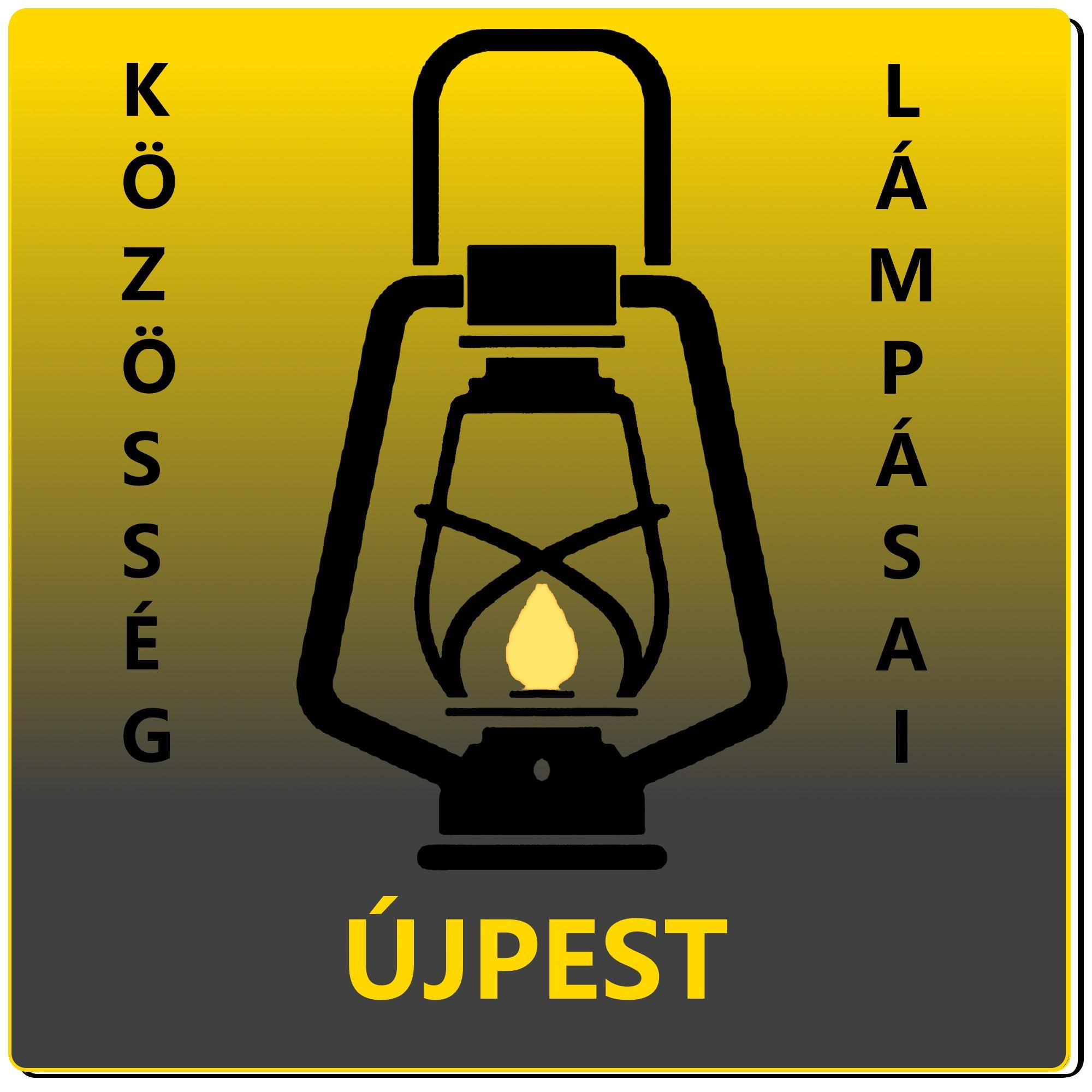 Az újpesti Lámpás Klub logója