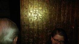 Hieroglifák a kiállításon