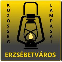 Az erzsébetvárosi Lámpás Klub logója