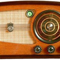 A képen egy rádiókészülék látható